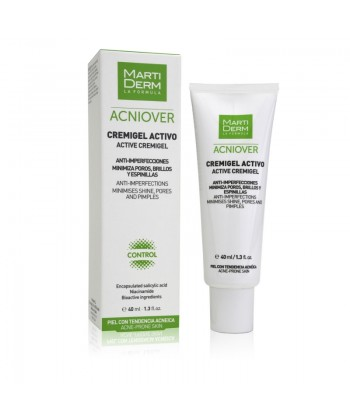 ACNIOVER CREMIGEL 40 ML