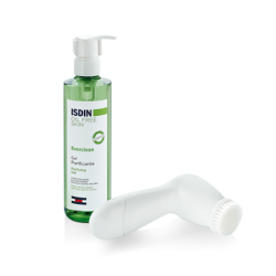 EVERCLEAN FACIAL BRUSH& GEL PURIFICANTE 240 ML