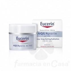 EUCERIN AQUAPORIN ACTIVE, PIEL SECA 50 ML