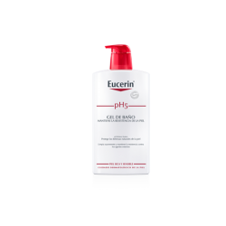 PH5 EUCERIN GEL DE BAÑO PACK 1L + 400 ML