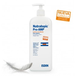 NUTRATOPIC Pro-AMP LOCION EMOLIENTE 400 ML+ GEL BAÑO 100 ML