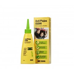 ANTI PIOJOS ISDIN 100 ML + LENDRERA