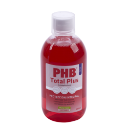PHB ENJUAGUE TOTAL PLUS 500 ML