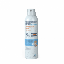 FOTOPROTECTOR ISDIN PEDIATRICO WET SKIN + SPRAY 250 ML