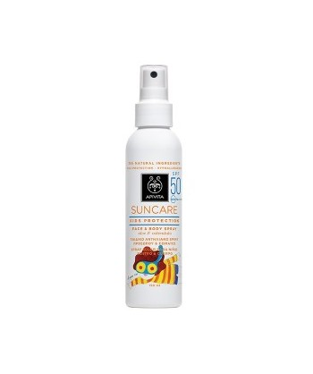 APIVITA SUNCARE NIÑOS SPRAY SOLAR  SPF 50+ 150 ML REGALO...