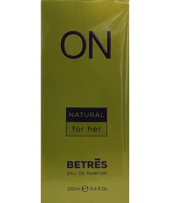 BETRES NATURAL PERFUME  100 ML